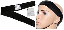 Non Slip Grip No Slip Headband Head Band For Scarves Bandana Tichel Wig Velour