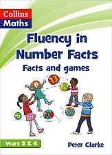 Facts And Games Years 3 & 4  BOOK NEW