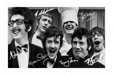 MONTY PYTHON AUTOGRAPHED SIGNED A4 PP POSTER PHOTO
