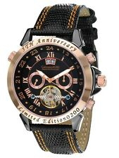 "Calvaneo 1583 Astonia ""5th Anniversary Blacknight Rosegold"" Automatikuhr LIMITED"