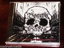 Bombs Of Hades: Chambers Of Abominations CD 2010 Blood Harvest Sweden YOTZ60 NEW