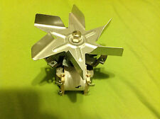 NEW OEM GE Range/Stove/Oven Convection Motor WB26K10003 AND BLADE WB2X8351