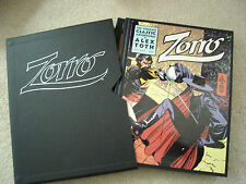 Zorro: The Complete Classic Adventures Signed & #'d Alex Toth Slipcased 2 vol