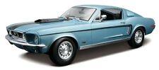 MAISTO 1:18 MODELL FORD MUSTANG GT 1968 COBRA JET NEU