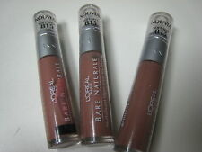 3 Loreal  Bare Naturale Gentle Lip Conditioner # 815 SOFT  SPICE  Shade lot-3