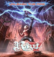 RIOT V - UNLEASH THE FIRE  CD NEU