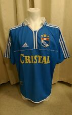 Sporting Cristal 1998 - 2000 Home Shirt By Adidas BNWT (L)