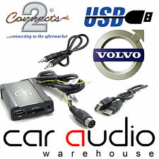 Connects2 CTAVLUSB001 Volvo S60 Upto 04 USB SD AUX IN Car Interface Adaptor