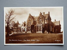 R&L Postcard: The Mansion House & Tea Room, Roken Glen, Scotland