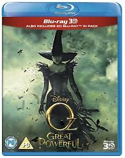 OZ The Great and Powerful 3D (Blu Ray 3D)