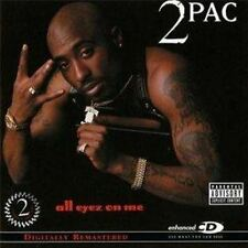 2Pac - All Eyez On Me (Explicit Version) (NEW CD)
