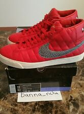 Nike sb blazer supreme sz 11 red air jordan max boost ultra