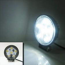E-Marked 18w Led Work Super Spot Lamp Light Flood Beam Trailer Boat 12v 24v