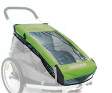 Croozer Kid for 2 Rain cover Mod 2010 Bike child trailer
