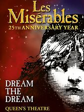 "Les Miserables 16"" x 12"" Reproduction Poster Photograph 3"