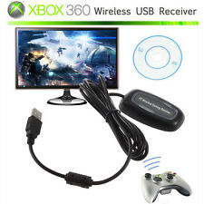 Wireless Game USB Adapter Receiver For Windows Microsoft XBOX 360 PC Controller