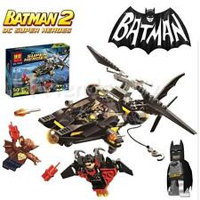 Batman Set Man-Bat Attack Super Heroes Marvel DC Avengers Block Minifigures