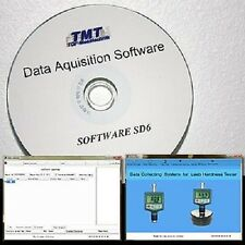 USB MESSGERÄT DATENLOGGER SOFTWARE & RS-232 KABEL AUSWERTUNGSSOFTWARE USB  SW2
