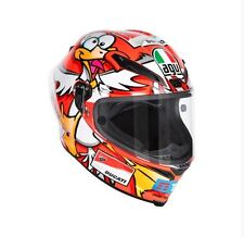 CASCO INTEGRALE AGV CORSA LIMITED EDITION - IANNONE WINTER TEST 2016 TAGLIA M/S