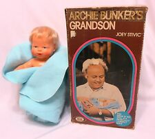 "1976 Ideal JOEY STIVIC 13"" Doll - Archie Bunker's Grandson - All in the Family"