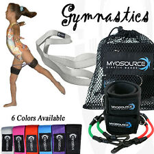 Gymnastics Strength Balance Flexibility Endurance Resistance Kinetic Bands