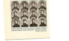 Leavenworth Orioles 1904 Team Picture Jack Killilay Raleigh Aitchison Eli Cates