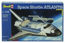 New Revell 1:144 Space Shuttle Atlantis Model Kit