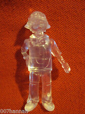 1 Pokemon Figur:Ash,transparent/clear/6cm,gebraucht,Nintendo/Figure/24
