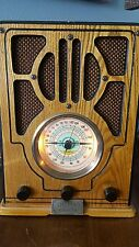 THOMAS COLLECTOR'S EDITION RADIO MODEL TPC 711 AM/FM/AFC CASSETTE MUSEUM SERIES