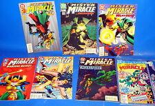 Lote de comics MISTER MIRACLE -7 numeros DC comics-edicion americana