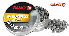 GAMO 2 Boites de 200   G-BUFFALO POWER C. 4.5 (.177) New