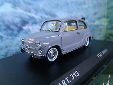 1/43 Detail Cars Fiat 600D 1965 cabrio