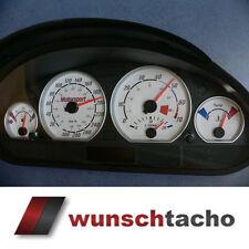 Cristal velocímetro para velocímetro bmw e46 gasolina * Motorsport * 310 kmh