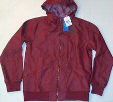 ADIDAS ORIGINALS red e TT ZIP HOODIE TRACK JACKET MENS medium
