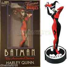 Harley Quinn Femme Fatales Batman Animated series Ver. Color Statue DC Comics