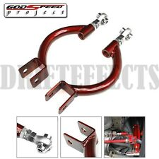 GODSPEED FITS 95-98 240SX S14 ADJUSTABLE REAR CAMBER ARM CONTROL RUCA KIT RACE