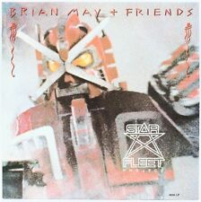 Star Fleet Project  Brian May & Friends Vinyl Record