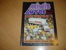 Minis Autos N°41 Matchbox story.Nylint.Mini en Espagne