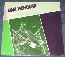 Jimi Hendrix 4 Track 12 Inch Single UK Voodoo Child Gypsy Eyes Hey Joe 3rd Stone
