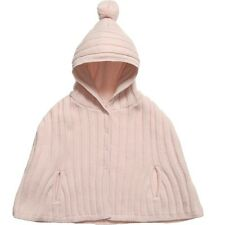 BABY DIOR PINK KNITTED CAPE 24 MONTHS