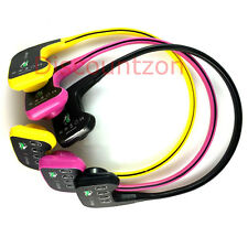 8GB Bone Conduction headphone/earphone Waterproof MP3 Player for Swimming/Diving