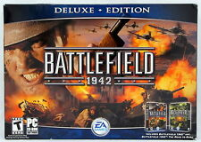 Battlefield 1942 and The Road To Rome PC New in  Sealed Box World War II Game