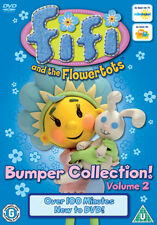 FIFI AND THE FLOWERTOTS - FIFI BUMPER COLLECTION 2 - DVD - REGION 2 UK