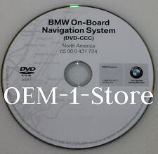 08 BMW 120i 128i 130i 135i X5 X6 M5 M6 SPORT NAVIGATION NAV MAP DISC CD DVD CCC