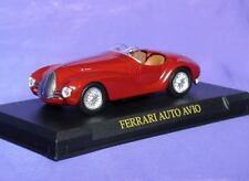 Ferrari Auto Avia Costruzione 815 1:43 magfe13 Nuevo Rojo Ixo Primera Ferrari Diecast