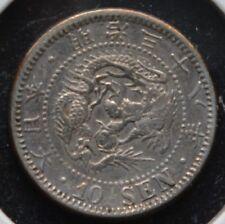 Japan (Kaiserreich) 10 Sen 1905 (Jahr 38)- Silber