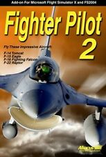 Fighter Pilot 2 PC Games Windows 10 8 7 Vista XP microsoft flight simulator