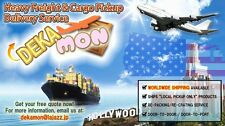 DEKAMON Heavy Freight and Cargo Pickup Delivery Service (Worldwide Shipping)