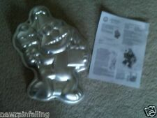Wilton  Wilton ELMO Full Body Cake Pan with instructions  Worldwide Shipping