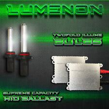 HID Xenon Kit 9007 HB5 Hi/Lo 5000k 5k Pure White Headlight Conversion Light Beam